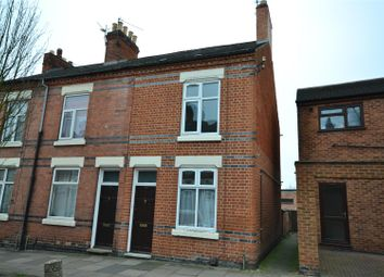Thumbnail 2 bedroom terraced house for sale in Lorne Road, Leicester