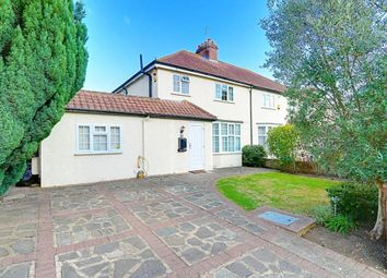Thumbnail 4 bed semi-detached house for sale in Wallasey Crescent, Ickenham