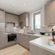 Thumbnail 1 bed flat to rent in Canal Walk, Edinburgh