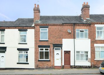 Thumbnail 2 bed terraced house to rent in Hartshill Road, Hartshill, Stoke On Trent