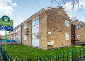 Thumbnail 2 bed flat for sale in Peterstone Road, Abbey Wood, London