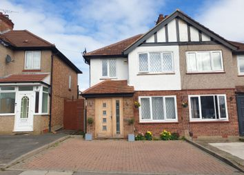 Clewer Crescent, London HA3. 4 bed semi-detached house