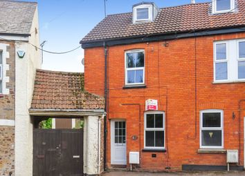 Thumbnail 3 bed end terrace house for sale in Belmont Road, Tiverton