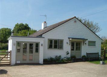 Thumbnail 3 bed detached bungalow to rent in Stourton Caundle, Sturminster Newton, Dorset