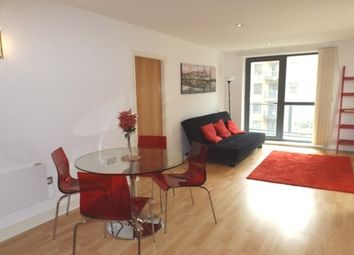 Thumbnail 1 bed flat to rent in West One Panorama, Fitzwilliam Street, Sheffield
