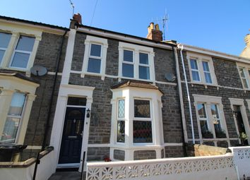2 bed terraced house for sale in Kensington Road, Staple Hill, Bristol BS16