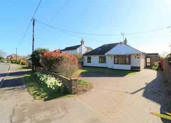 Thumbnail 3 bed detached bungalow for sale in Station Road, Thorrington, Colchester, Essex