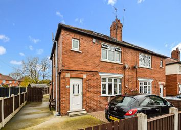 Thumbnail 4 bed semi-detached house for sale in 37 Walker Avenue, Wakefield