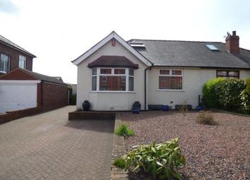 Thumbnail 3 bed semi-detached bungalow for sale in Moorhouse Road, Carlisle, Cumbria