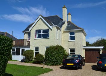 Thumbnail 4 bed detached house for sale in West Road, Milford On Sea, Lymington, Hampshire
