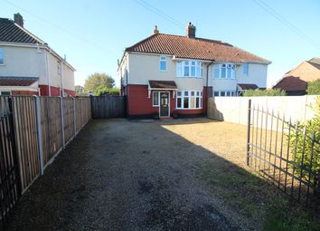 Thumbnail 3 bedroom semi-detached house for sale in Holt Road, Hellesdon, Norwich