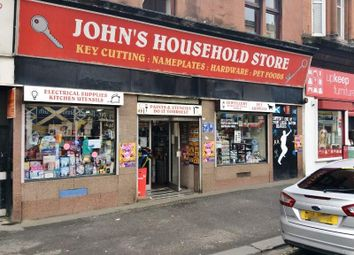 Thumbnail Retail premises for sale in Westmuir Street, Glasgow