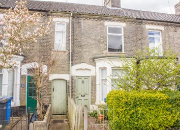 Thumbnail 3 bed terraced house for sale in Gloucester Street, Norwich