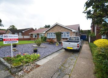 Thumbnail 2 bed bungalow for sale in The Spinney, Orsett, Grays