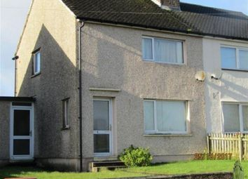 Thumbnail 1 bed terraced house to rent in Buckle Avenue, Cleator Moor, Cumbria