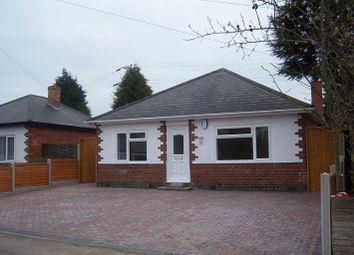 Thumbnail 2 bed detached bungalow to rent in Sutton Drive, Shelton Lock, Derby