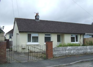 Thumbnail 2 bed semi-detached bungalow to rent in Chestwood Close, Sticklepath, Barnstaple