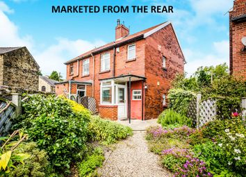 Thumbnail 2 bed semi-detached house for sale in Saville Road, Skelmanthorpe, Huddersfield