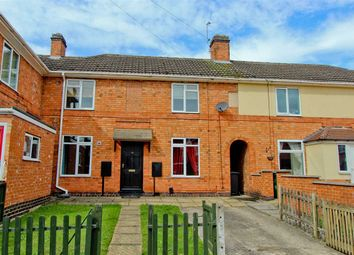 Thumbnail 3 bed terraced house to rent in Rosebery Road, Anstey, Leicester