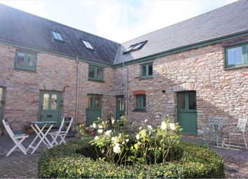 Thumbnail 2 bed terraced house for sale in Barton Leys, Totnes
