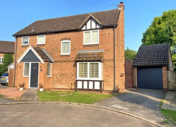 The Orchids, Chilton, Didcot OX11. 4 bed detached house for sale
