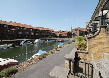 Thumbnail 4 bed terraced house to rent in Pooles Wharf Court, Bristol