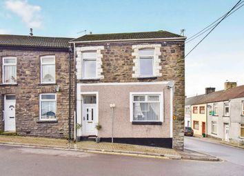Thumbnail 4 bed terraced house for sale in Mary Street, Pontypridd