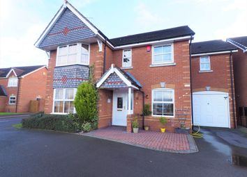 Thumbnail 5 bed detached house for sale in St Catherines Close, Uttoxeter