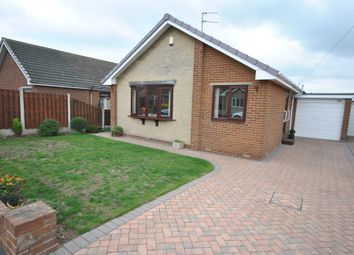 Thumbnail 2 bed detached bungalow for sale in Rossmoor Close, Auckley, Doncaster