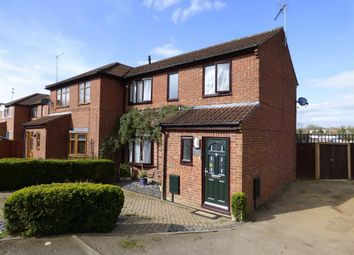 Thumbnail 3 bed semi-detached house for sale in Selwyn Close, Daventry