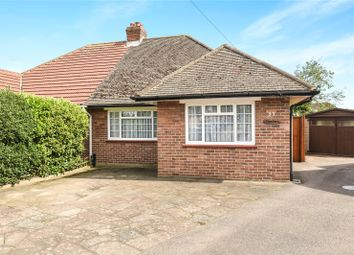 Thumbnail 2 bed semi-detached bungalow for sale in Wynchgate, Harrow, Middlesex