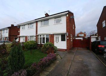 Thumbnail 3 bed semi-detached house for sale in Sherbourne Close, Cheadle Hulme, Cheadle, Greater Manchester