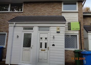 Thumbnail 2 bed flat to rent in Armstrong Close, Birchwood