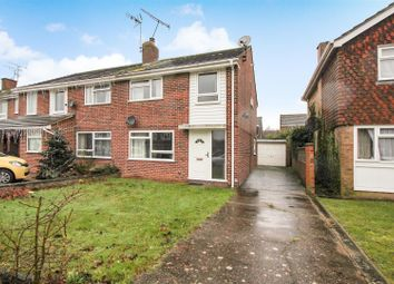 Thumbnail 3 bed property for sale in Ringwood Close, Canterbury