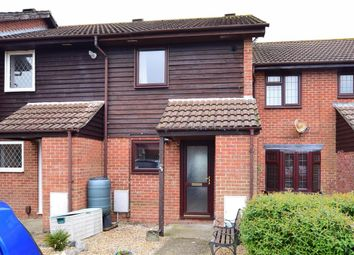 Thumbnail 2 bedroom terraced house for sale in Aspen Close, Newport, Isle Of Wight