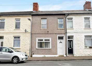 Thumbnail 4 bed terraced house for sale in Hewell Street, Penarth