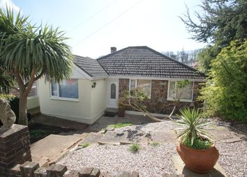 Thumbnail 3 bed detached bungalow for sale in Greenlands Avenue, Paignton