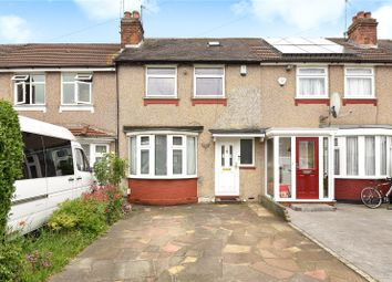 Thumbnail 3 bed terraced house for sale in Primrose Close, Harrow, Middlesex