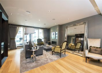 Thumbnail 1 bed flat for sale in Banyan House, Lensbury Avenue, London