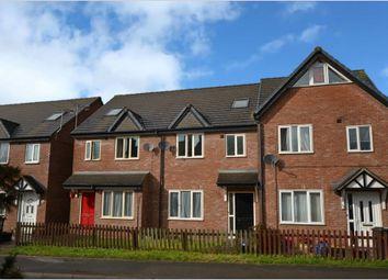 Thumbnail 3 bed terraced house to rent in Shrewsbury Road, Market Drayton