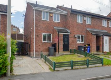Thumbnail 2 bed town house for sale in Wadsworth Drive, Intake, Sheffield