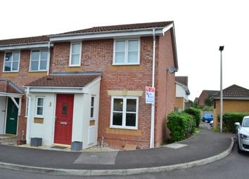 Thumbnail 3 bed end terrace house to rent in Richmond Avenue, Thatcham