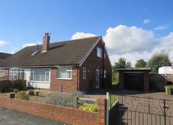 Thumbnail 2 bed semi-detached bungalow for sale in Red Hall Drive, Leeds