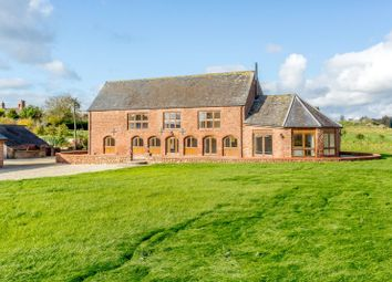 Thumbnail 4 bedroom barn conversion for sale in Langford Budville, Wellington, Somerset