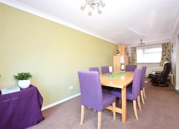 Thumbnail 4 bed semi-detached house for sale in Cardens Road, Cliffe Woods, Rochester, Kent
