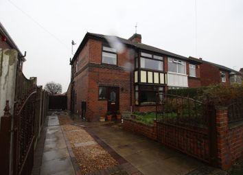 3 bed semi-detached house for sale in Chequerfield Avenue, Pontefract, West Yorkshire WF8