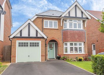 Thumbnail 3 bedroom detached house for sale in Asquith Park, Sutton Courtenay, Abingdon