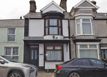 Thumbnail 3 bedroom terraced house for sale in High Street, Penrhyndeudraeth, Gwynedd