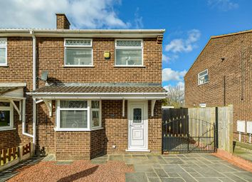 Thumbnail 3 bed semi-detached house for sale in 57 Long Meadow, Mansfield