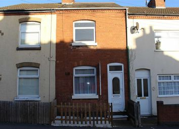 Thumbnail 2 bedroom terraced house for sale in Queens Road, Hinckley